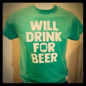 Original Retro Brand Will Drink For Beer
